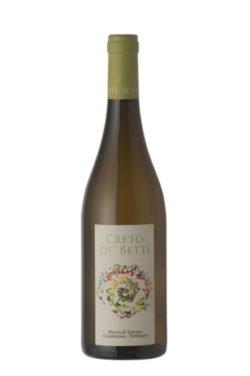 """Fattoria Berti Vino Bianco di Toscana IGT """"Creto De' Betti"""""""