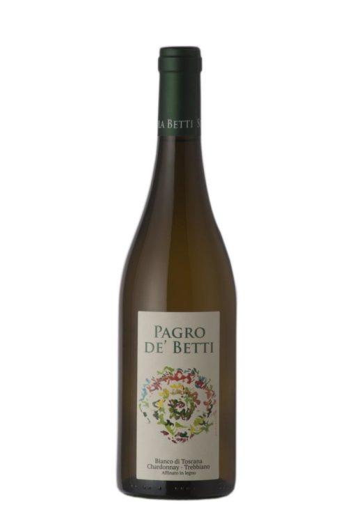"""Fattoria Berti Vino Bianco di Toscana IGT """"Pagro de' Betti"""""""