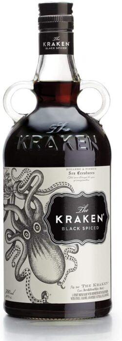 The Kraken - Il rum nero speziato